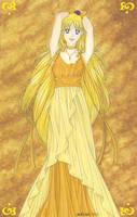 Sailor Moon: Princess Venus by Yamigirl21