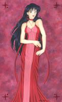 Sailor Moon: Princess Mars by Yamigirl21