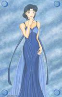 Sailor Moon: Princess Mercury by Yamigirl21
