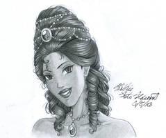 Pocahontas for Linda Stewart: Patreon Reward by Yamigirl21