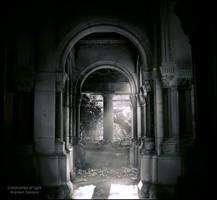 Catacombs of Light by WojciechDziadosz