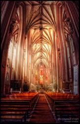 The Chamber of Light by WojciechDziadosz