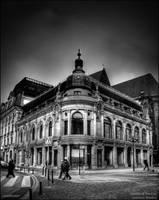 Ghosts of the City by WojciechDziadosz