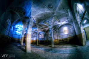 The Grand Hall by WojciechDziadosz