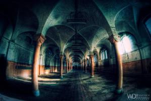 Pillars by WojciechDziadosz