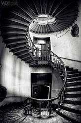 Spiral of shadows by WojciechDziadosz