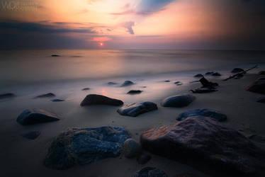 Rocky Coast by WojciechDziadosz