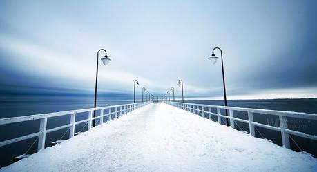The Pier by WojciechDziadosz