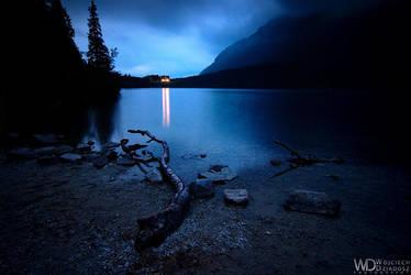 Night light by WojciechDziadosz