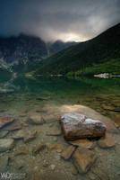 Guardian of the lake by WojciechDziadosz