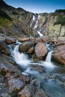 Siklawa Waterfall by WojciechDziadosz