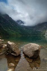 Two guardians of the lake by WojciechDziadosz