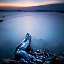Colors of the sunset VI by WojciechDziadosz