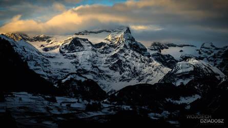 Mount Uri Rotstock by WojciechDziadosz