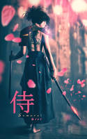 Samurai Girl [With Video] by Anagraphy