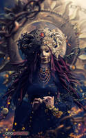 Lady of the Sun by Anagraphy