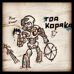 Toa Kopaka by apolloscooter