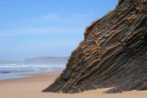 rock layers by isischneider