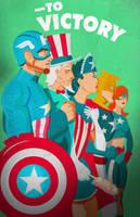 Patriots by strawmancomics