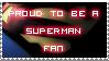 Superman Fan by Sl1mSh4dy