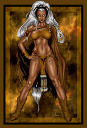 Storm the Savageland by Bair by pixeltease