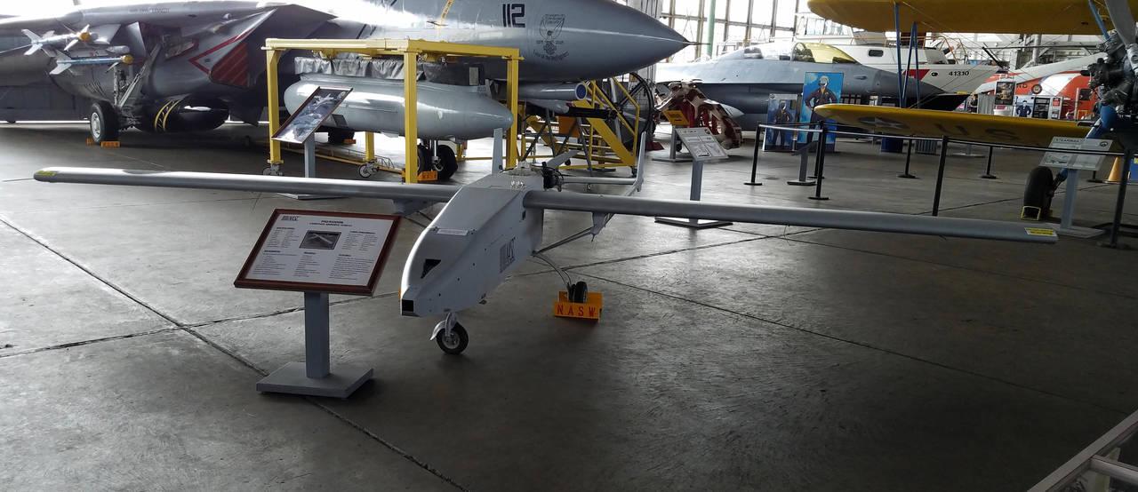 Tigershark Unmanned Airborne Vehicle by SamTheThomasFan3