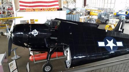 TBM - Avenger Aircraft by SamTheThomasFan3