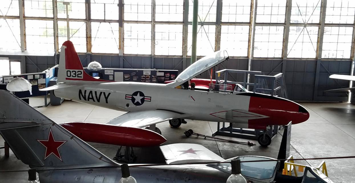 T-33 Thunderbird Fighter Jet by SamTheThomasFan3