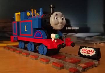 Loz Blocks Thomas Collection - Thomas by SamTheThomasFan3