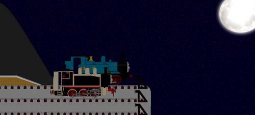 A Sleeping Beauty Under The Stars - Thesponata by SamTheThomasFan3