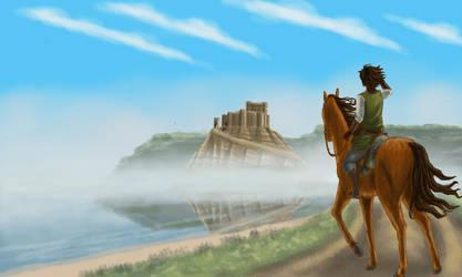 Cloud Castle by rufious