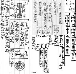 Dscript 2D Notation Writing system - 2D Language by dscript