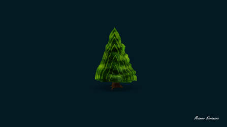 Tree by muamerART