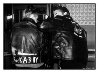 Rockabilly Rebels by kustomkultureart