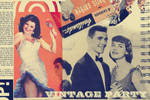 Vintage Party by suicidekills