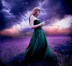 Purple Dreams by suicidekills