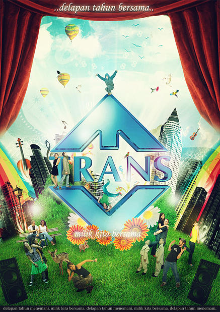 Trans TV 2 by suicidekills