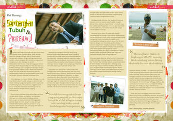 Article Layout - SIGMA by suicidekills