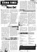 Sigma Times Juni 2009 by suicidekills
