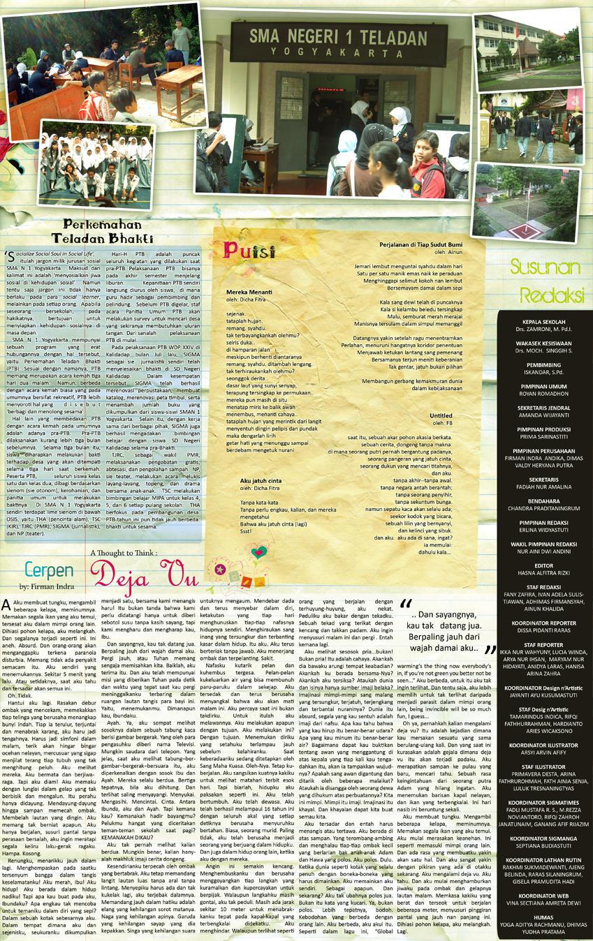 Layout Harian Jogja by suicidekills