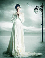 Snow White Queen by suicidekills