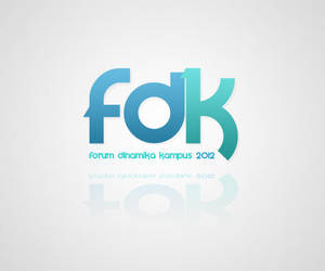 FDK Logo by suicidekills