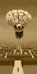 Labyrinth by Phasmageist