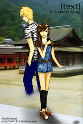 Takeshi_and_Maya_by_Yaklin1412 by yaklin1412