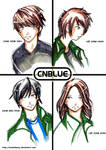 CNBLUE EAR FUN by narkAlmasy