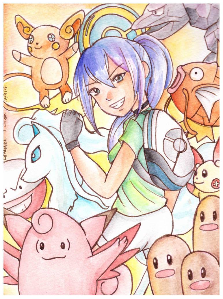 Pokemon Go by narkAlmasy