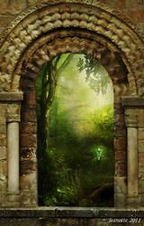 The portal by Djsanka