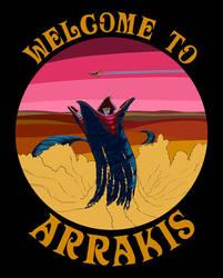 Welcome to Arrakis by krls81