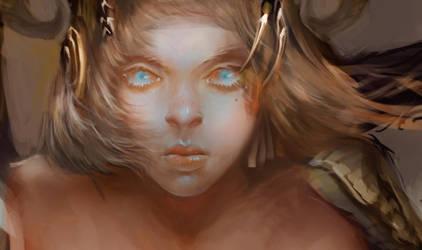 Sun Girl by cati315