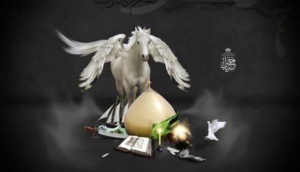 ya.hussain 40,of,MOHARAM by alnassre